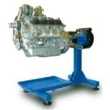 Стенд универсальный для ремонта двигателей, КПП весом до 500кг. Р500Е
